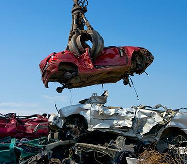 新疆废旧汽车处理